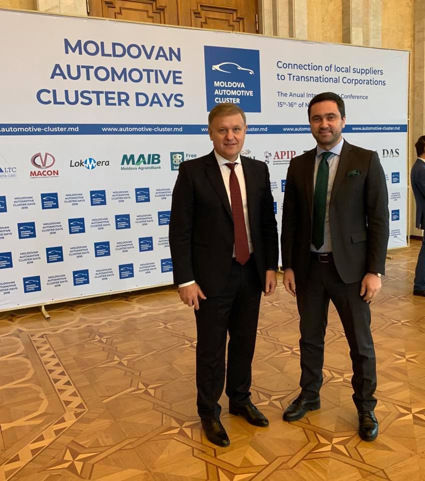 Moldovan Automotive Cluster Days 2018