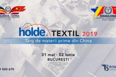 HOLDE TEXTIL 2019
